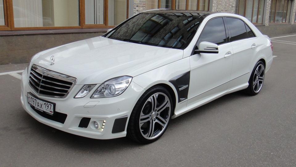 Mercedes benz e class фото