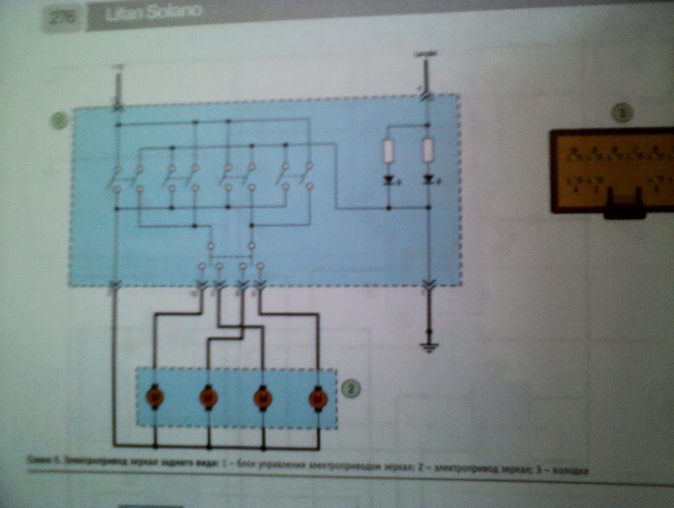схемы электрооборудования лифан солано
