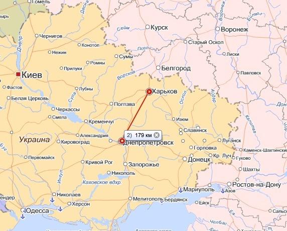 граница украины и россии на карте подробно жефри прямой