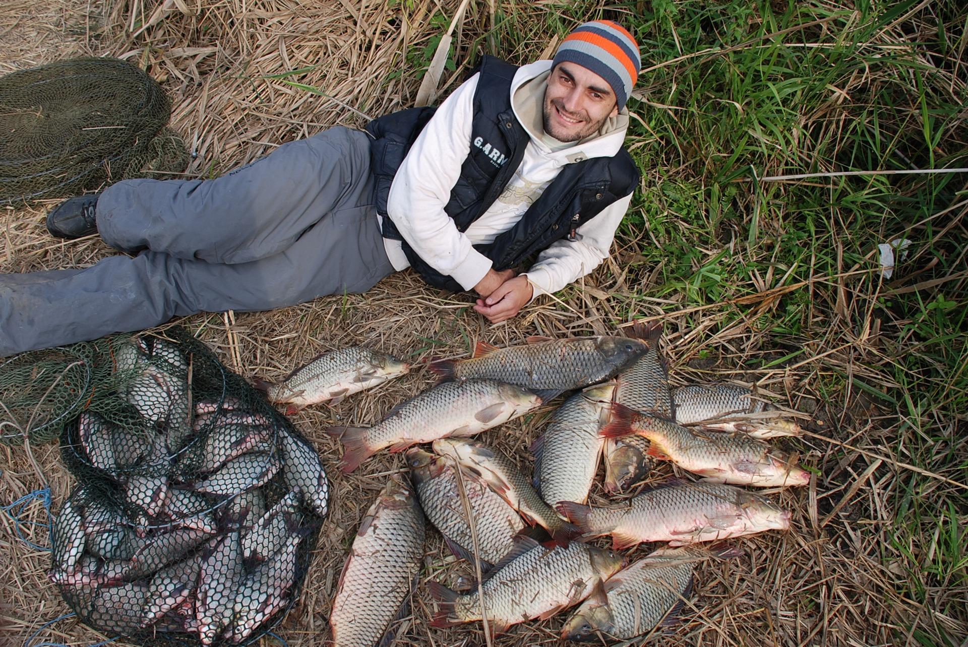 Рыбалка цыганоман