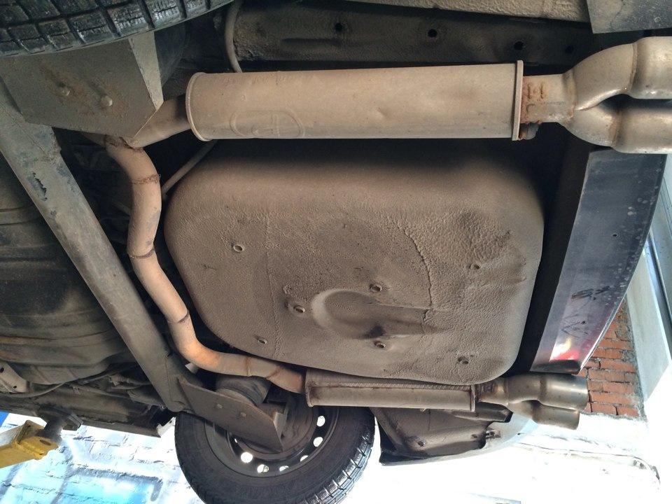 Раздвоенный выхлоп (Subaru sound) - бортжурнал Лада Приора Хэтчбек Arm-black909 2012 года на DRIVE2