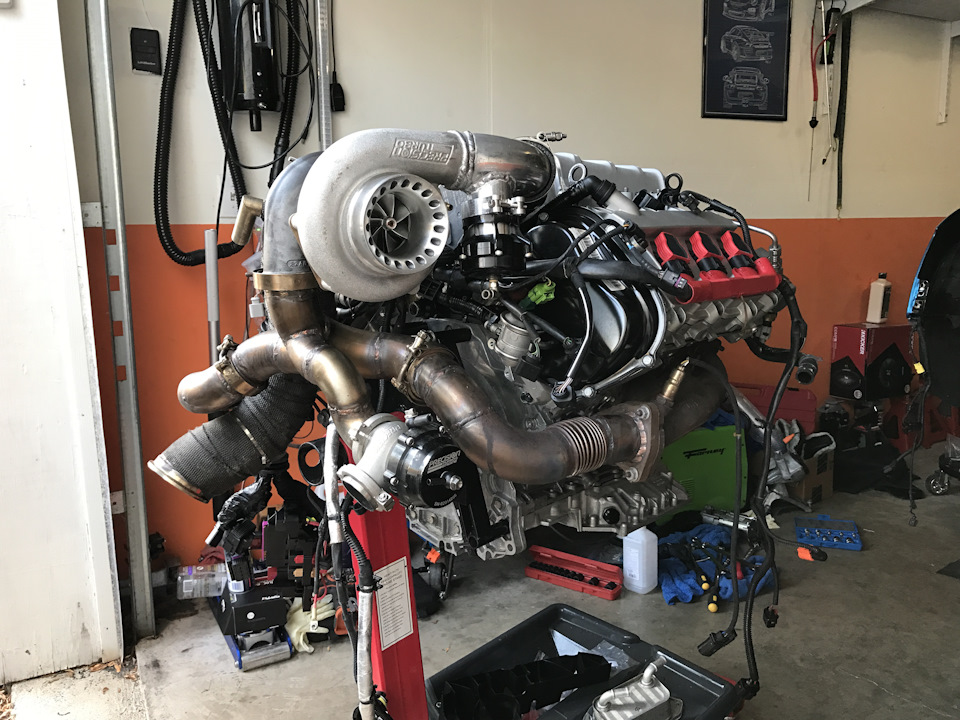 Can a 3 0 Supercharger be bolted on to a 3 2?