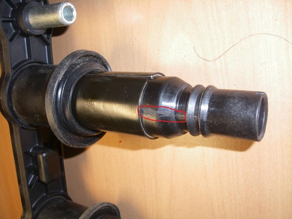 Ремонт катушки зажигания шевроле круз 1.8 своими руками