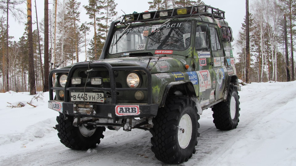 УАЗ 31512 двиг TD-27