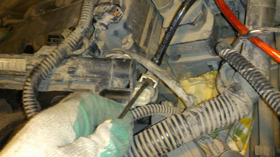 Промывка инжектора форд фокус 1 4
