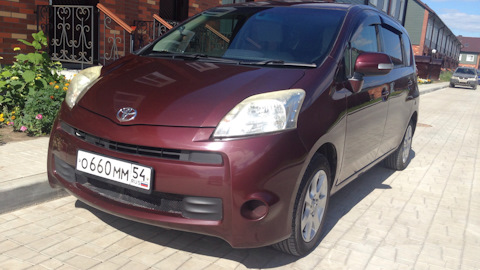 Toyota Passo Sette  Car reviews from actual car owners with photos