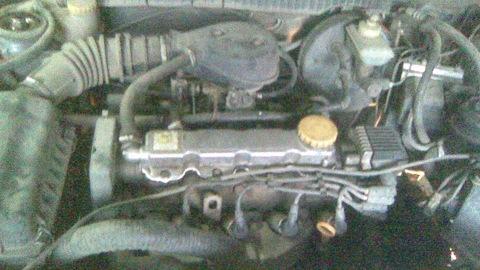 Opel Vectra 1.6 Моноинжектор.  2 подписчика.  Бортовой журнал.