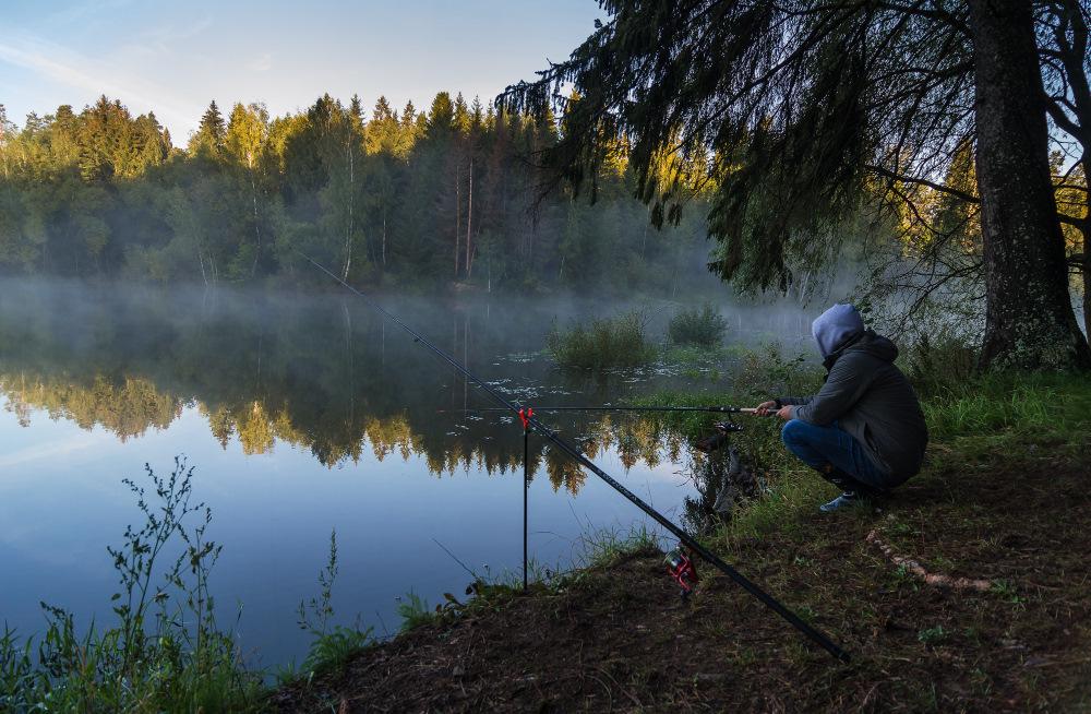 Рыбалка на реках рузского района