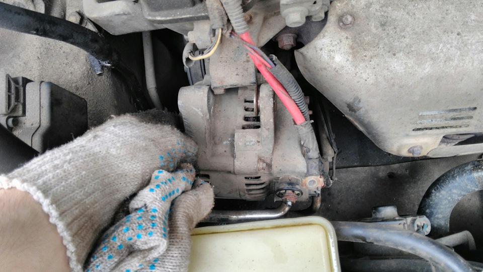 Как разобрать генератор лифан солано