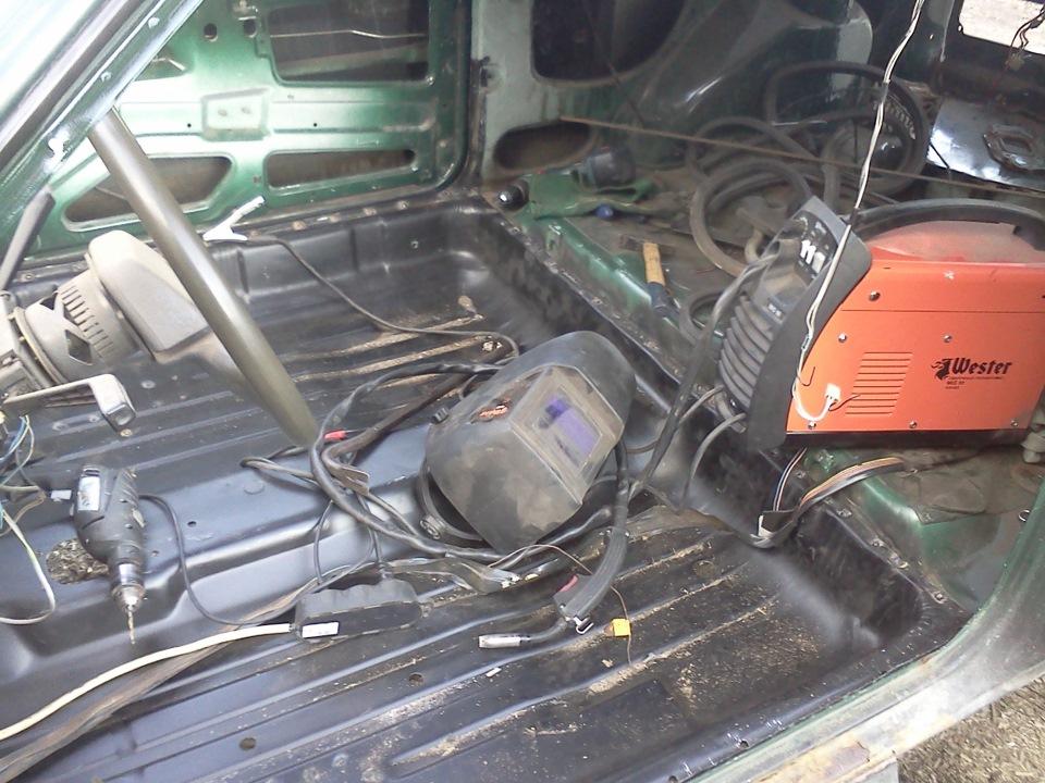 Фото №39 - ремонт ВАЗ 2110