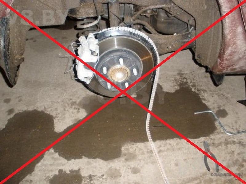 Установка светодиодной ленты в колеса (литые диски),подсветка колес,подсветка литых дисков.