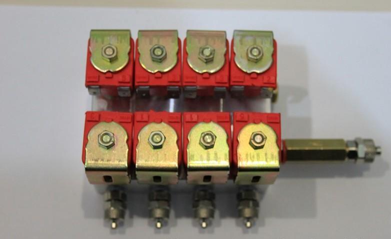 Блок клапанов для пневмоподвески