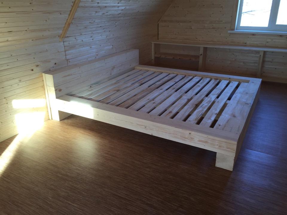 Сделай сам как сделать кровать двухэтажную