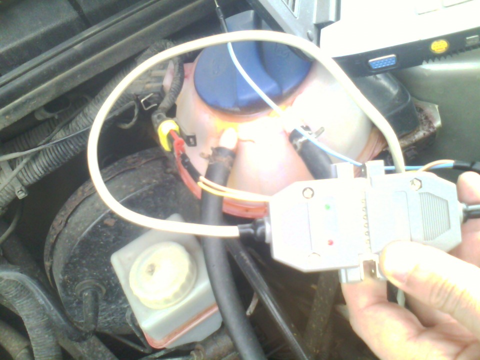 Как сделать диагностику двигателя на чери амулет