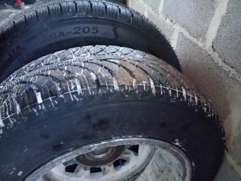 Зимние шины на транспортер т4 производственный транспортер