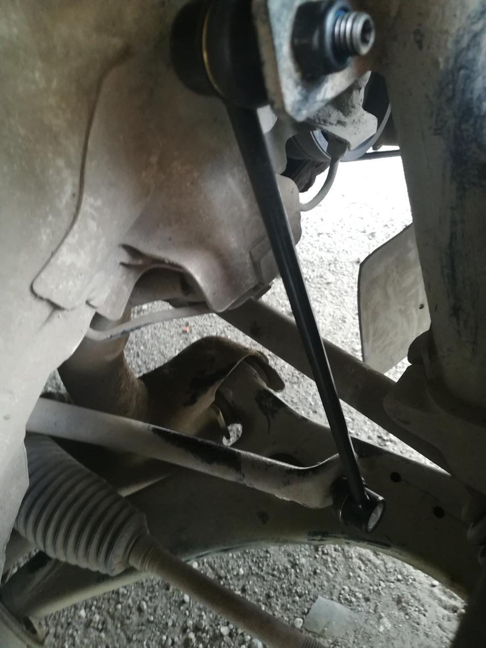 какие ремонт стоек стабилизатора своими руками форд фокус еще помнишь, что