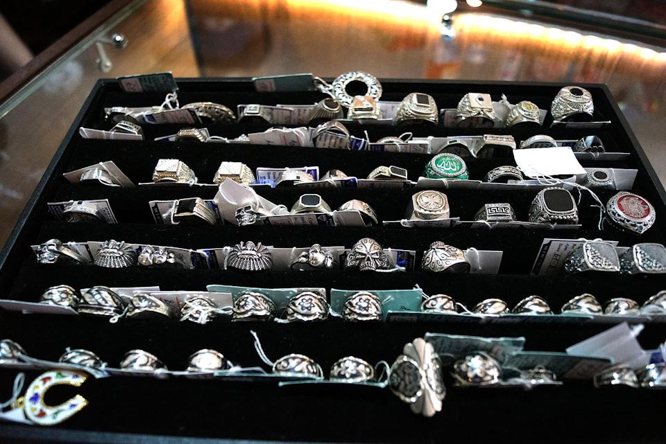 Кубачинские изделия из металла