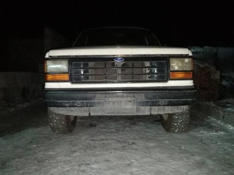1cde172707db Покупка машины Ford Explorer (1st generation) — отзывы и личный опыт на  DRIVE2