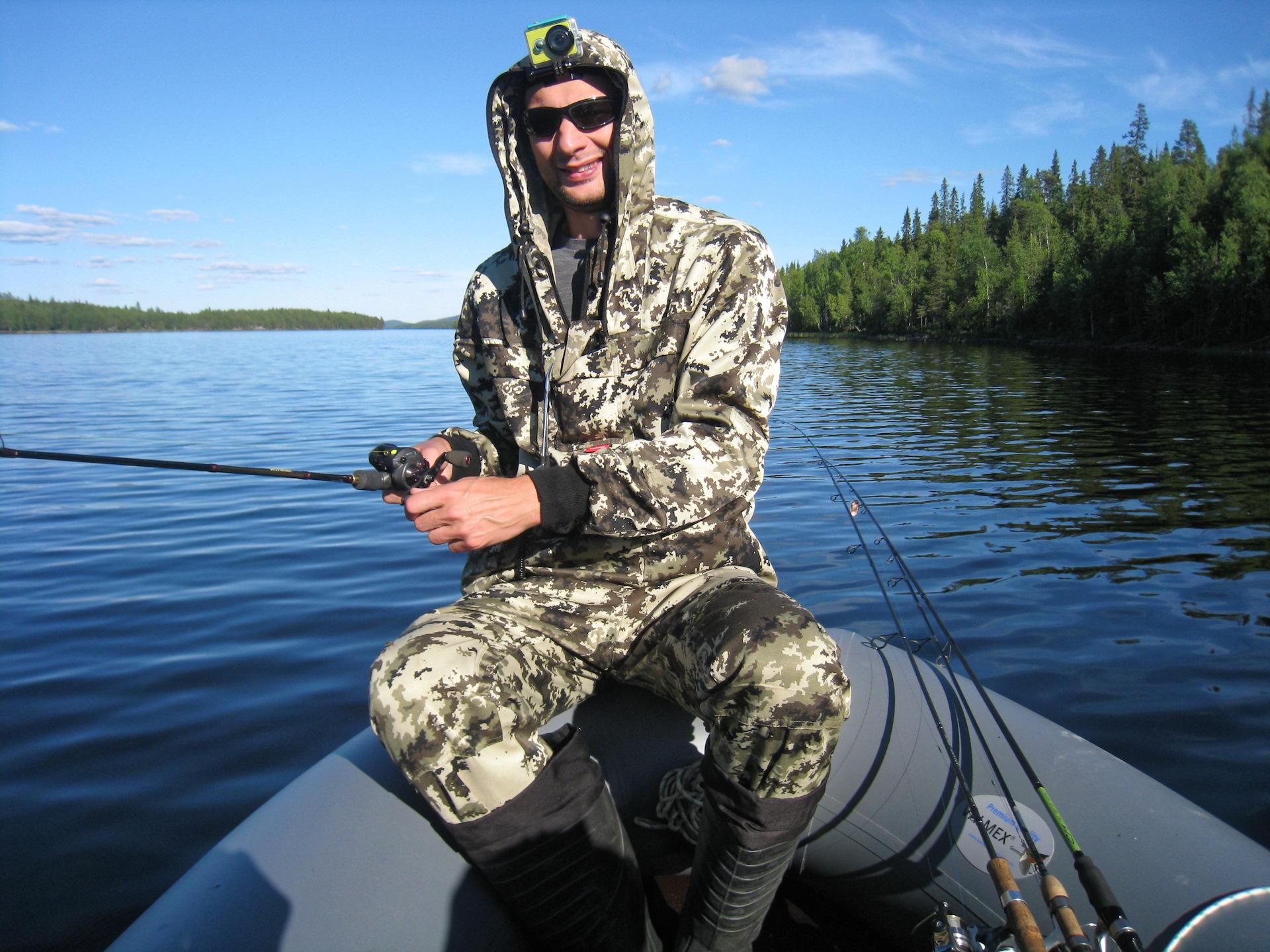 На рыбалку в северной карелии