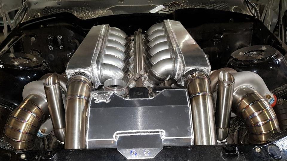 Bmw Z3 V12 Biturbo Drive2
