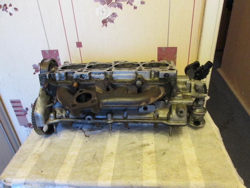 Снятие ГБЦ 1.8т 20V Audi