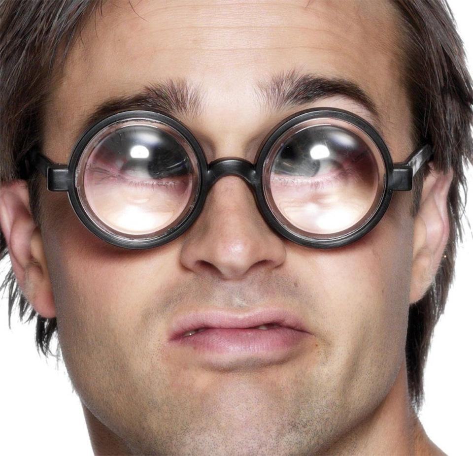 Картинки смешные про очки