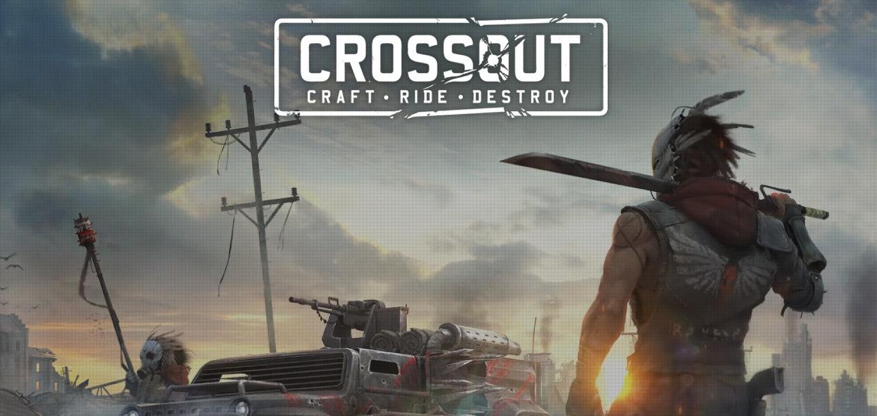 Crossout (2017) — онлайновый постапокалиптический Twisted