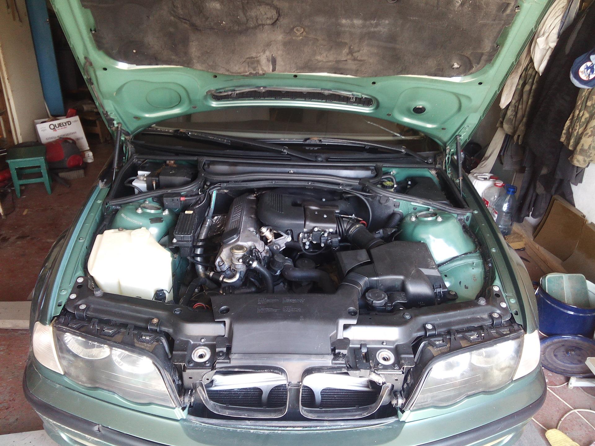 какой двигатель лучше бмв е46