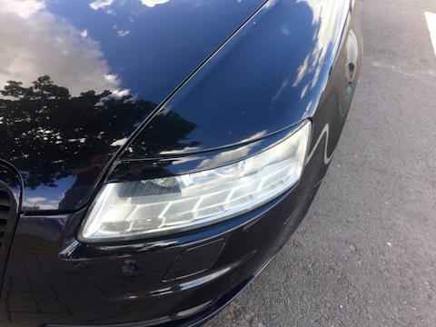 бортжурнал Audi A6 Sline