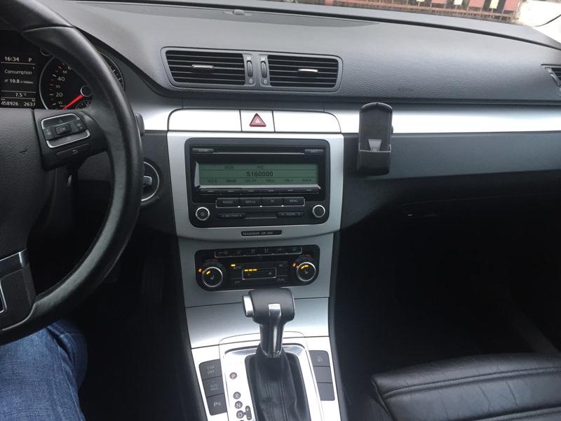 Установка RNS 315 — Volkswagen Passat Variant, 2 0 л , 2010