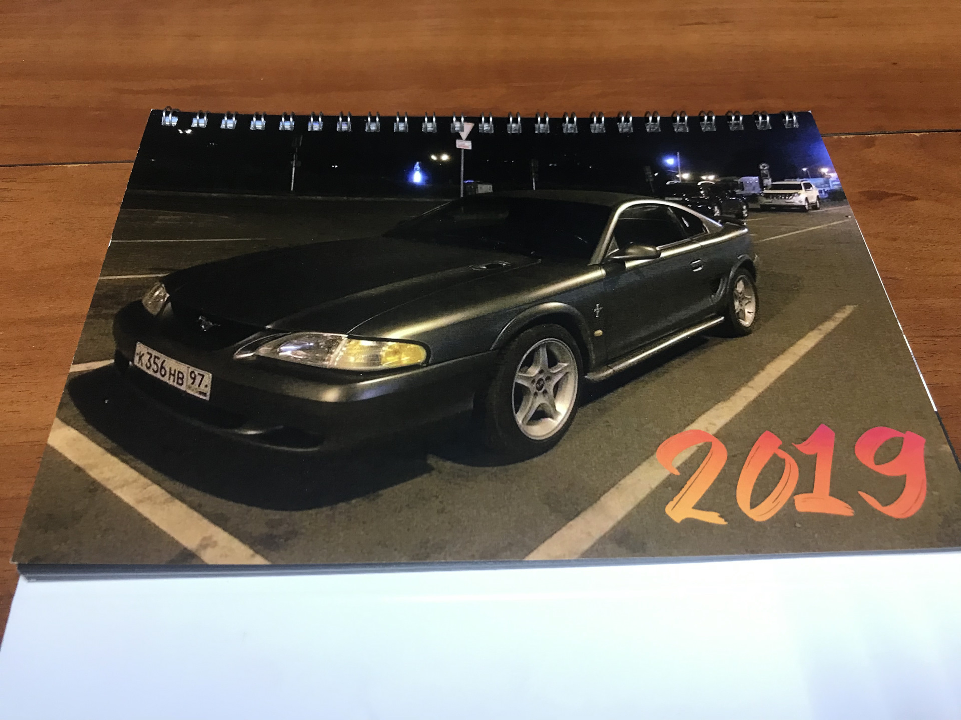 Ford mustang 2019 года - КалендарьГода новые фото