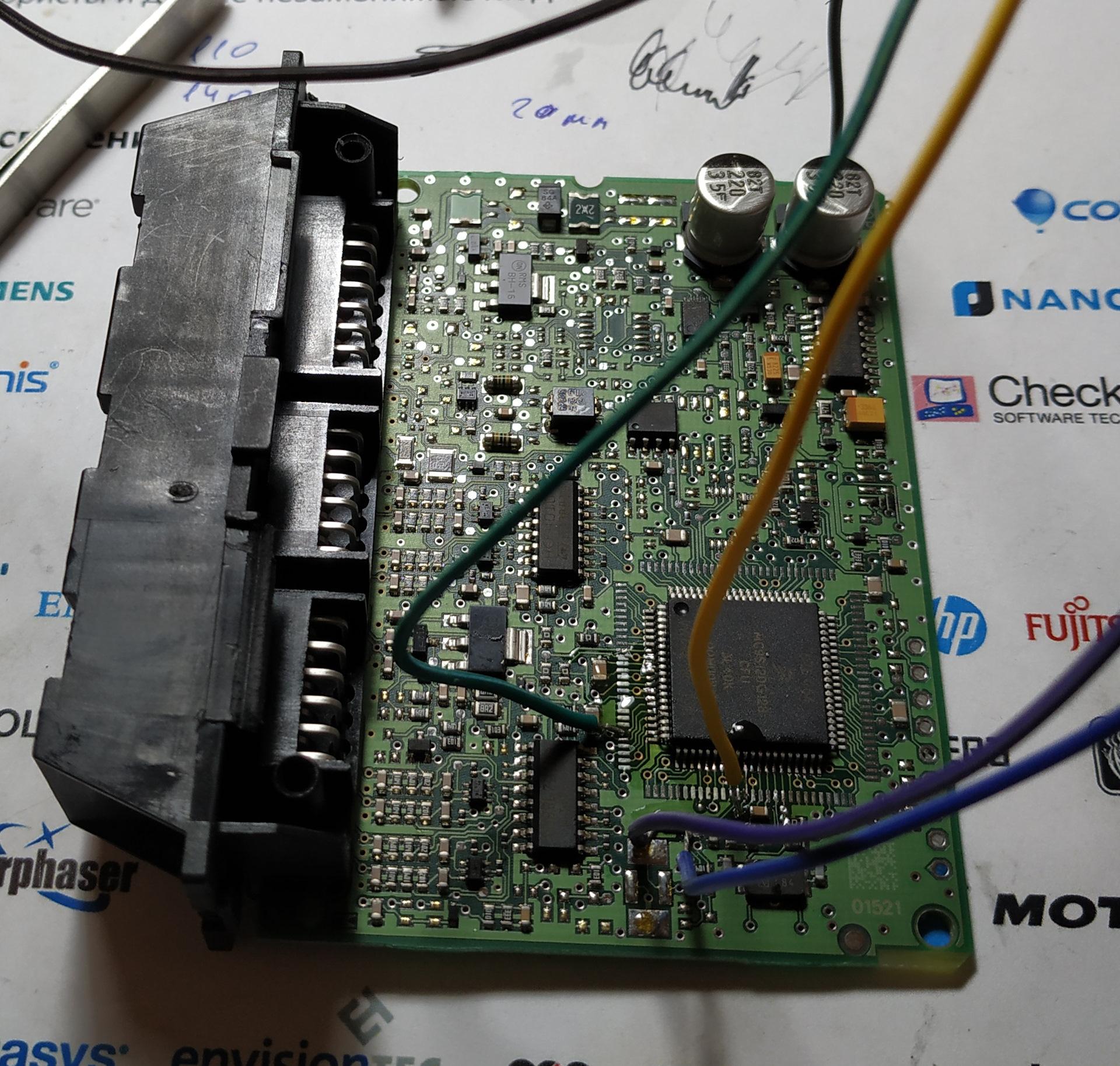 Repair of VW 3C8 919 475 parking sensors — DRIVE2