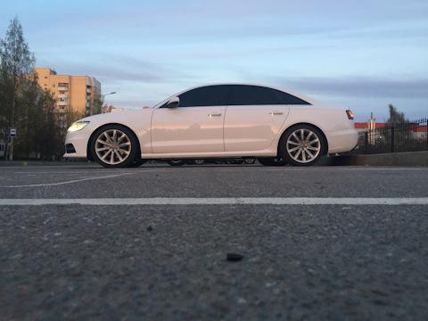 Audi A6 (C7) — отзывы и личный опыт на DRIVE2