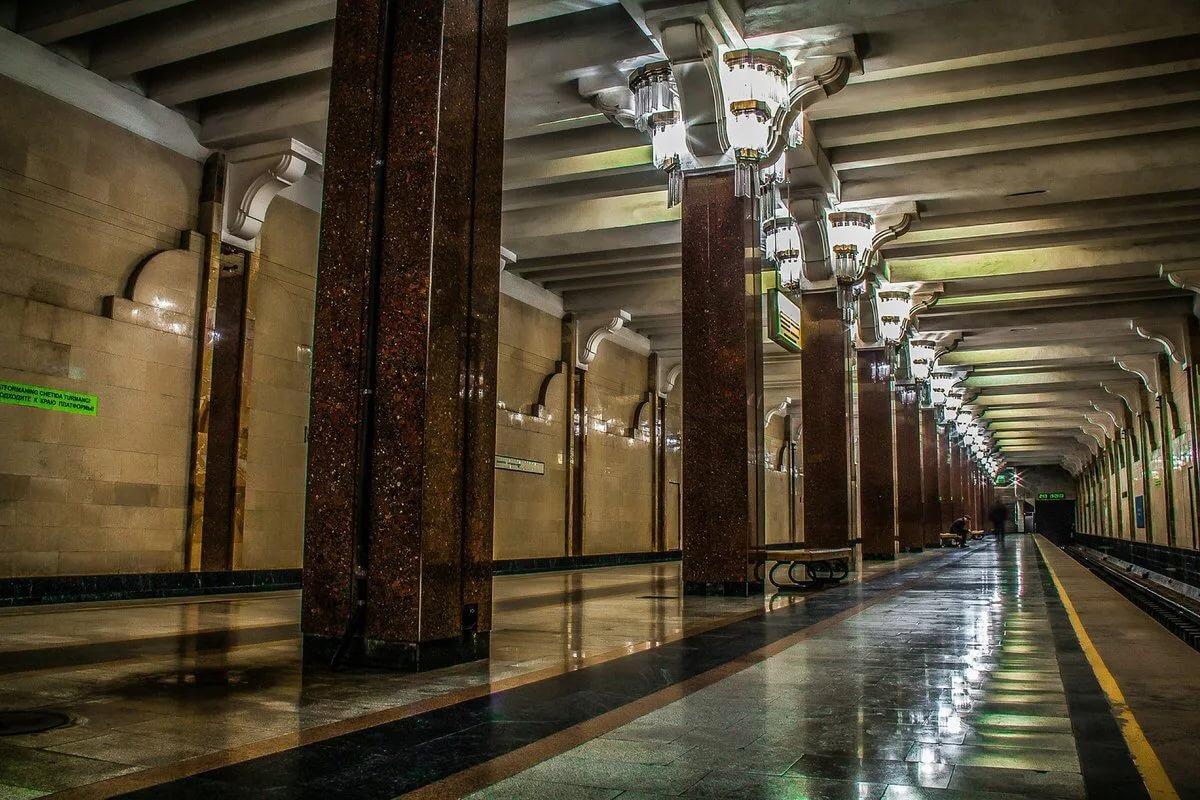 так сложно ташкентский метрополитен фото сегодняшний