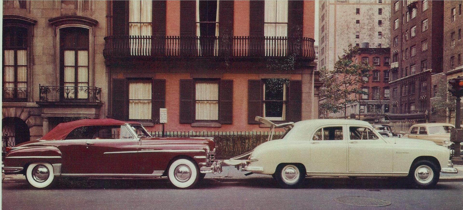 Американские автомобили для 1949-го года
