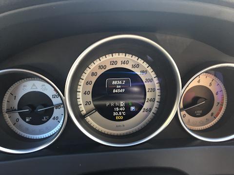 Плановое ТО Mercedes-Benz C-class (W204) — отзывы и личный опыт на