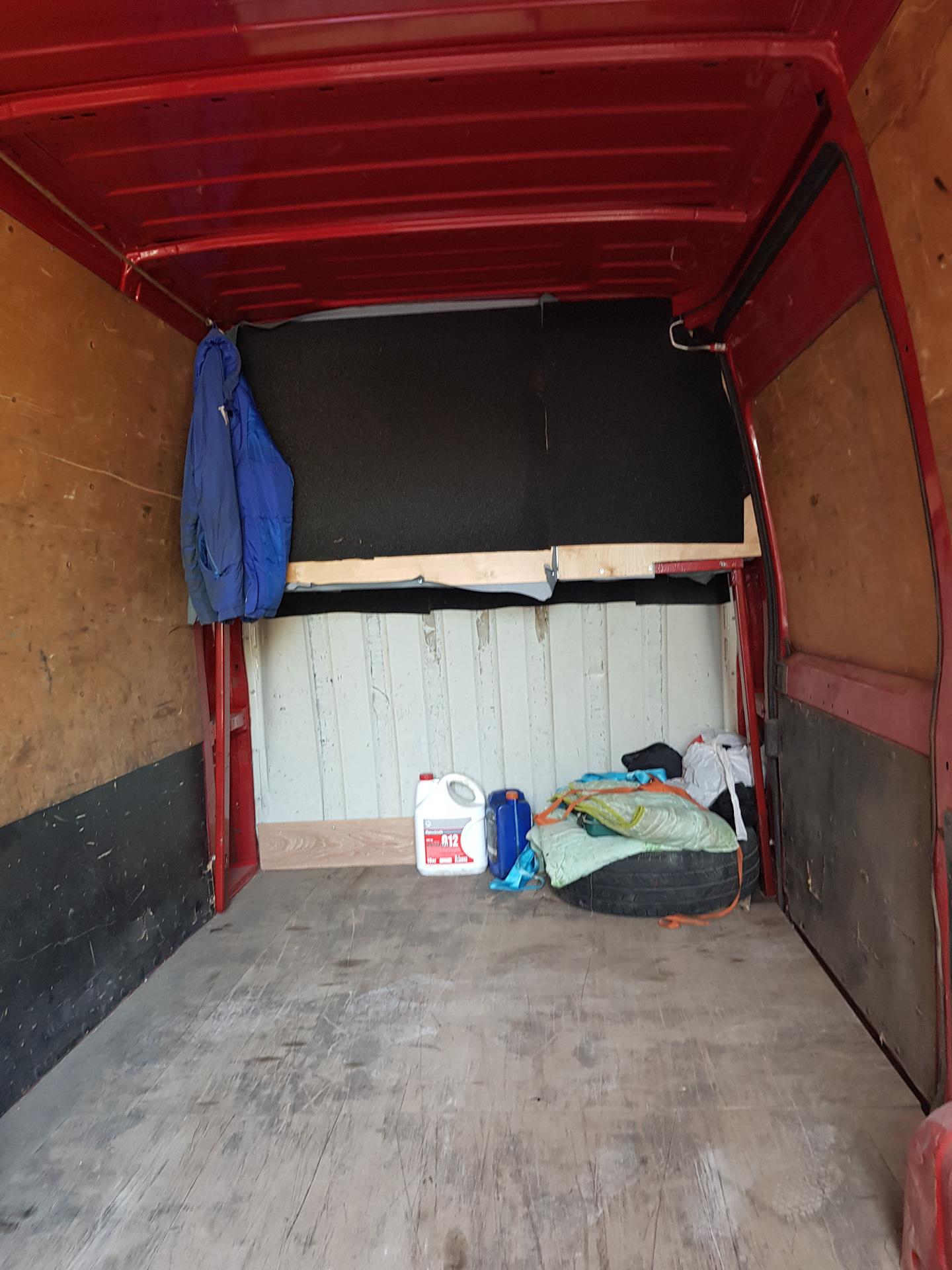 этого спальник в микроавтобусе фото для экспериментов ведь
