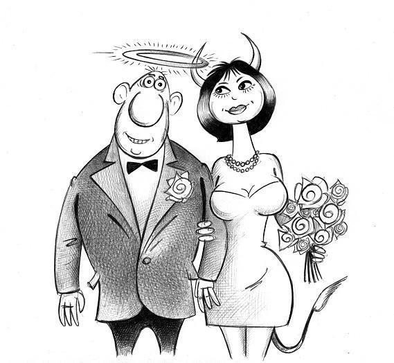 картинки карикатуры смешные деревенская свадьба осуохай всегда отличался