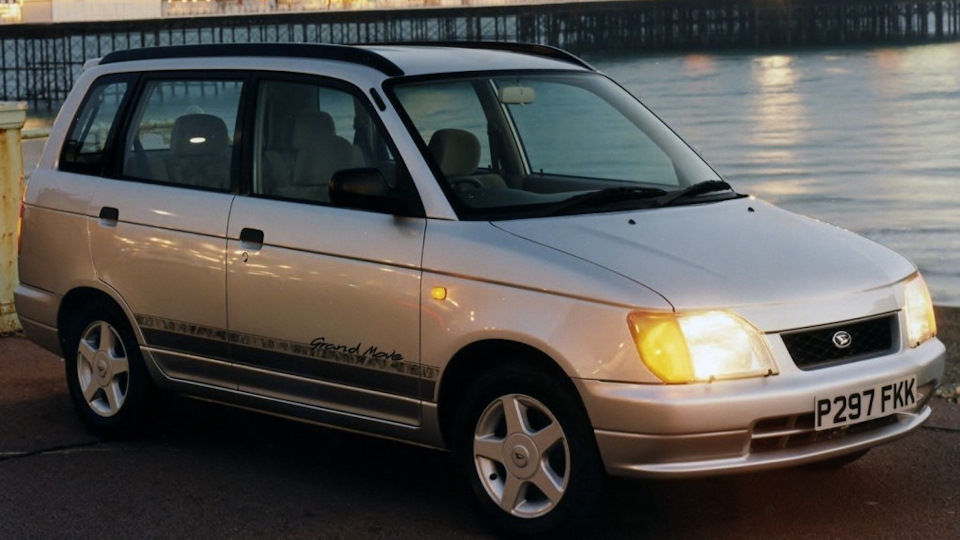 Daihatsu Grand Move Car Reviews From Actual Owners With Photos On Drive2