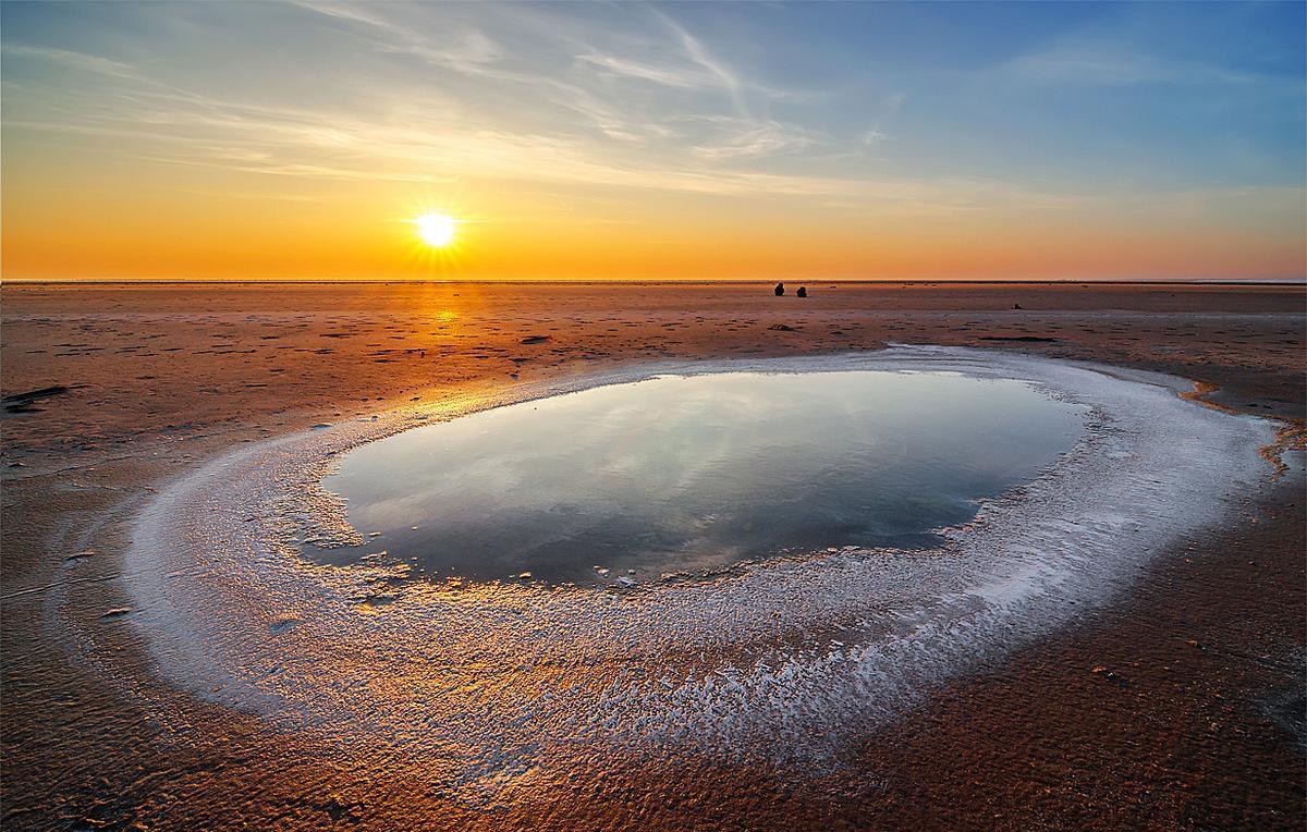 Соляные озера картинки