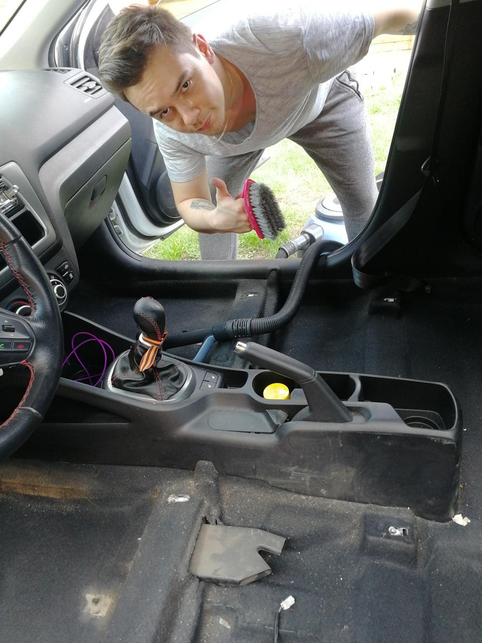 Химчистки авто телки — pic 10