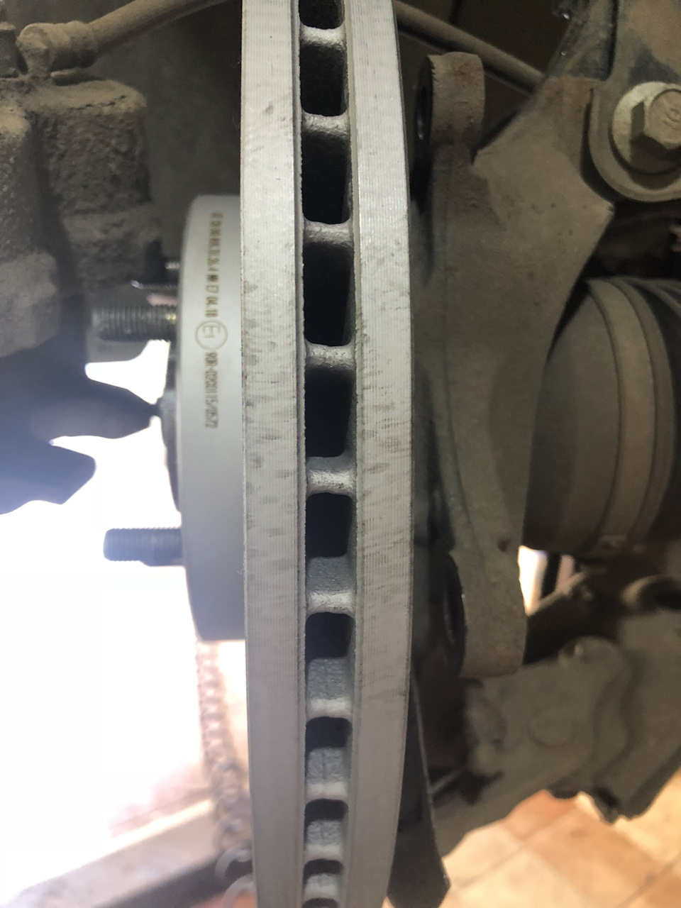 Тормозные диски передние Ate арт. 24.0128-0248.1
