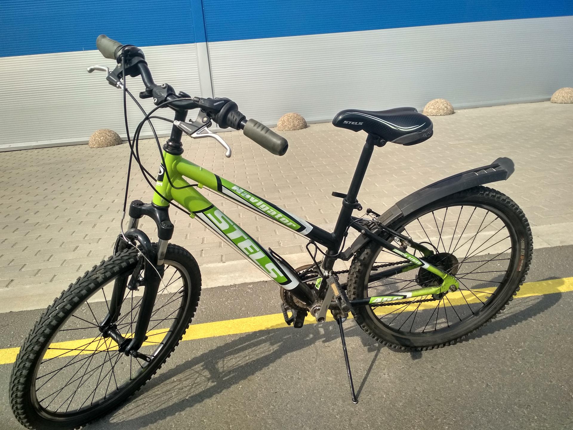 Мой велосипед фото