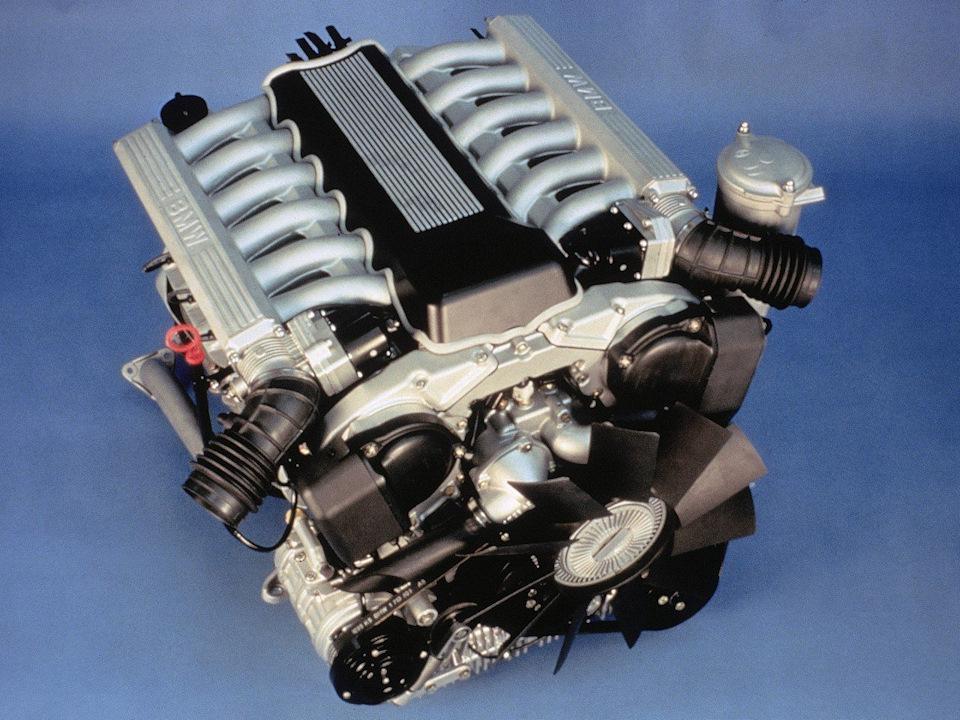 Мотор M70 БМВ