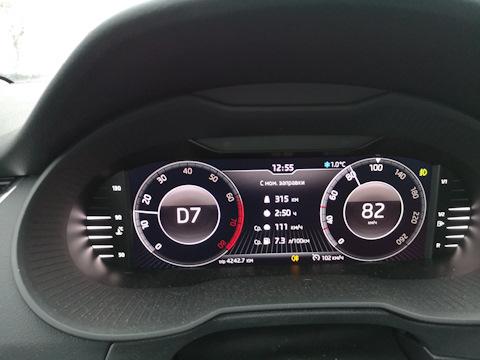 Skoda Octavia A7 Scout обзор