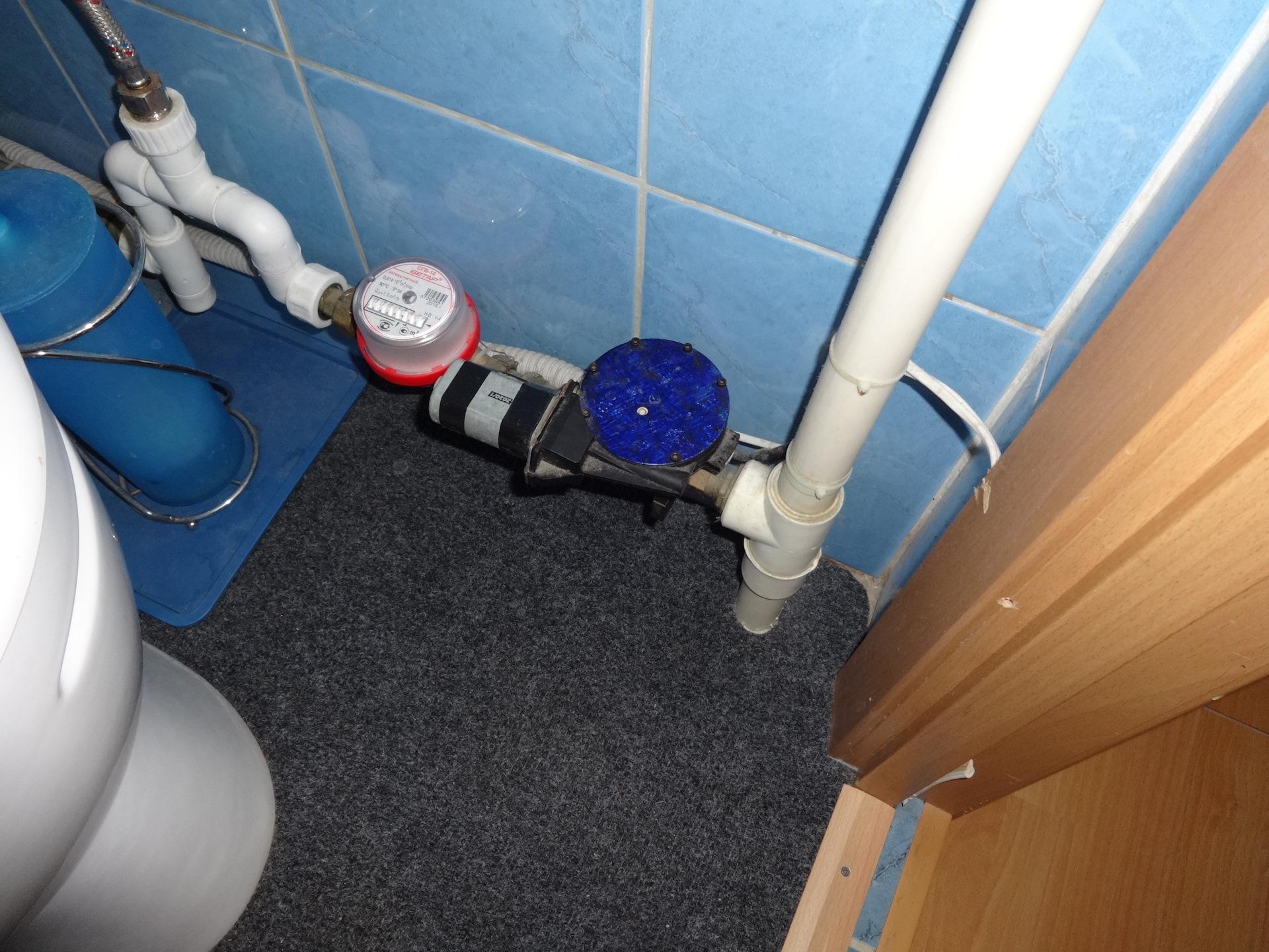 система контроля протечки воды своими руками
