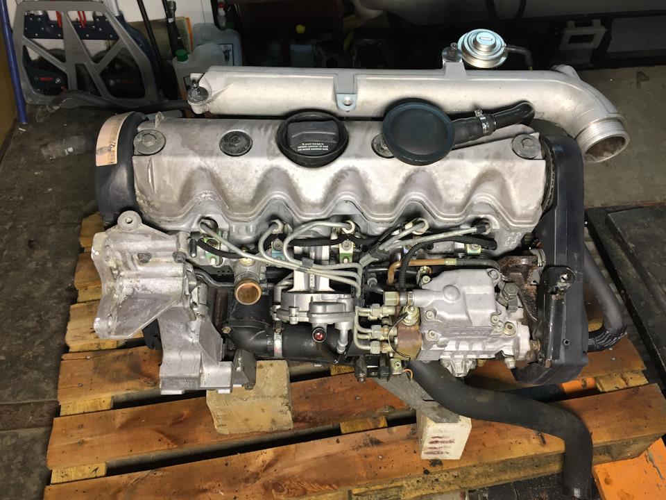 Двигатель на фольксваген транспортер т4 2 5 дизель элеватор омск