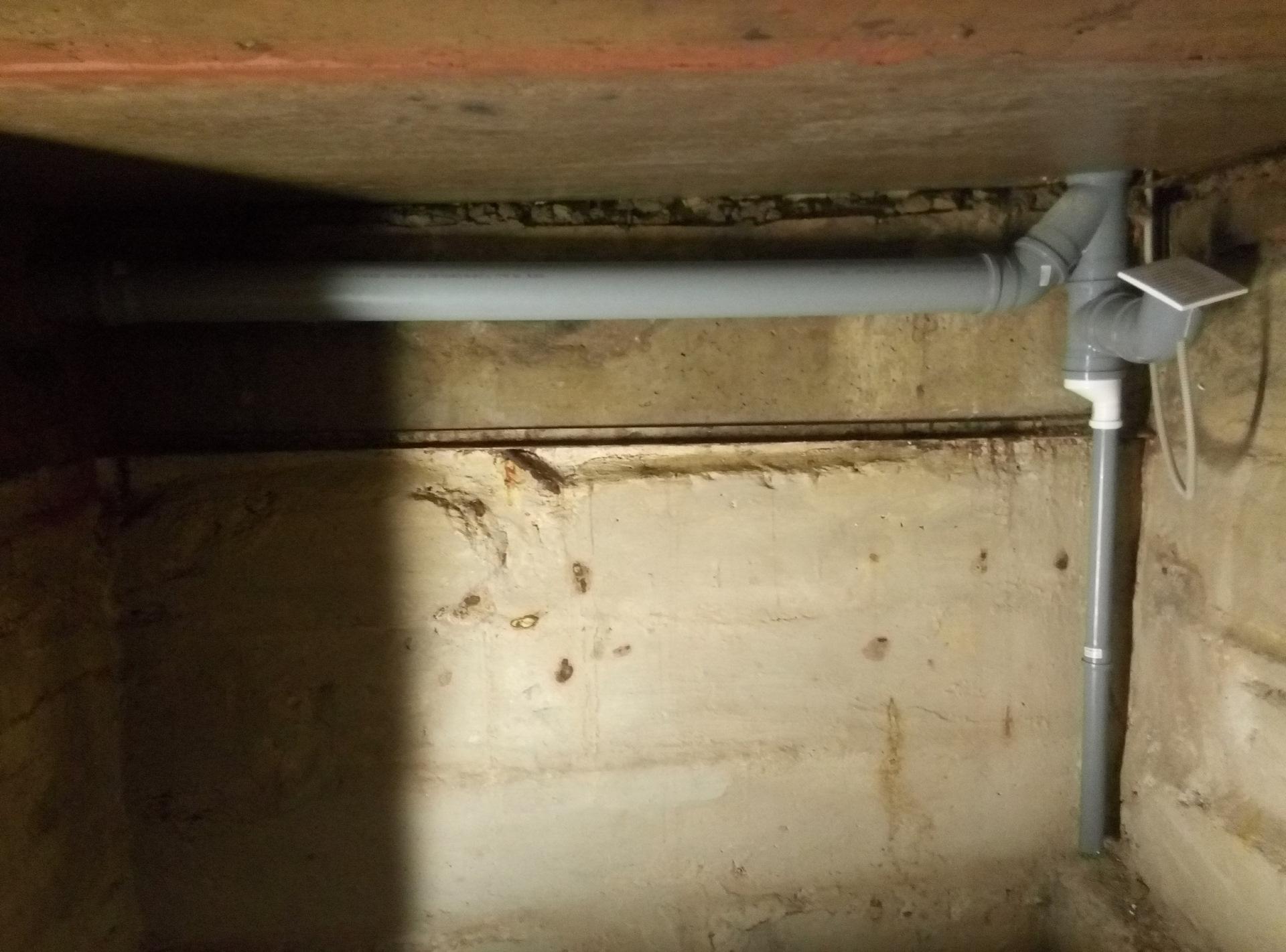 фото вентиляционных систем в погребе настройками разобрались