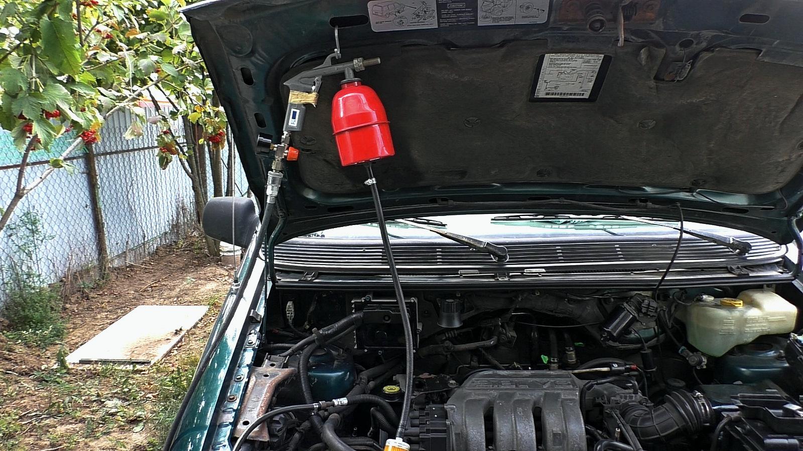 Механический инжектор своими руками фото 635