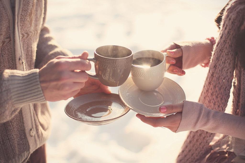 Картинка чаепитие с любимым